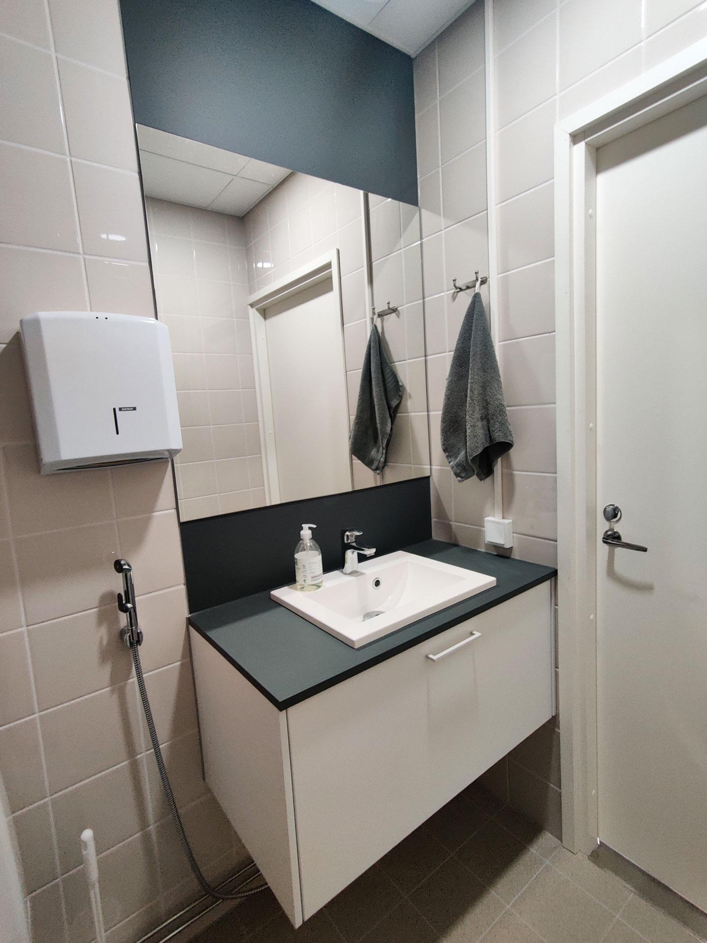Yleinen wc-tila